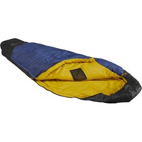 Nordisk Puk +4° Egg Sovepose L, true navy/mustard yellow/black